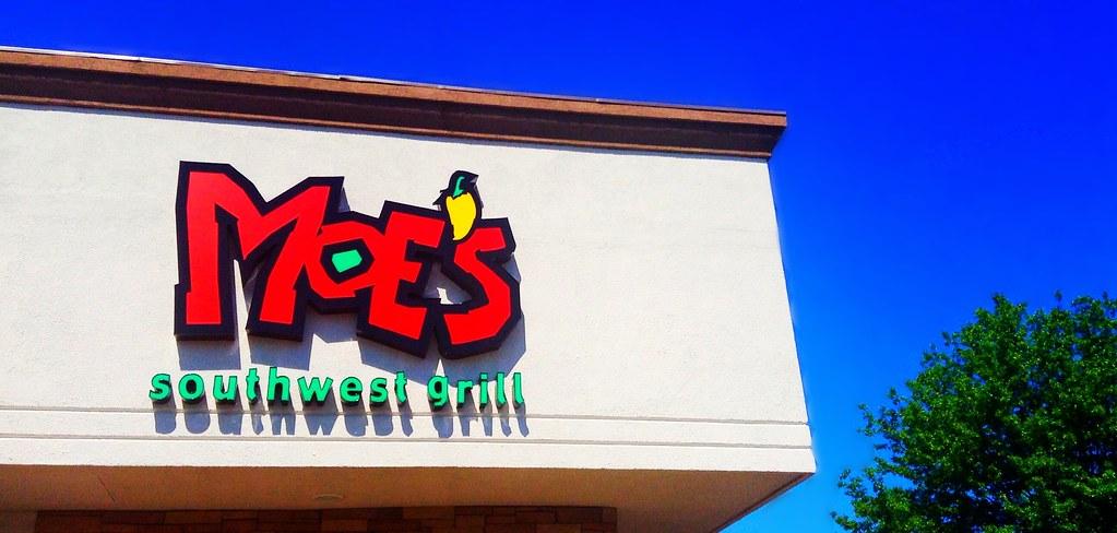 Moe S Southwest Grill Panama City Beach