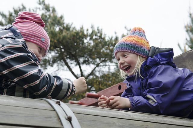Rim og regler i barnehage og barneskule