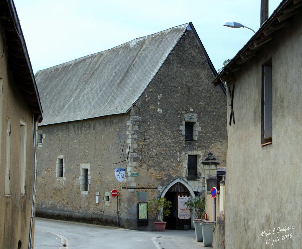La grange d me montreuil bellay michel craipeau flickr - La grange a dime montreuil bellay ...