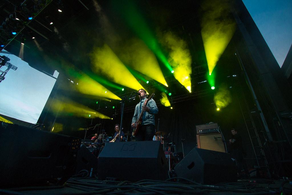 Isaac Brock / Modest Mouse / Rock the Garden 2015 / MPLS