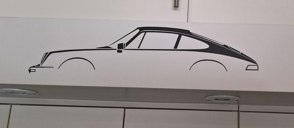 Porsche And Retro Garage Decor Pelican Parts Technical Bbs