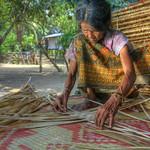 Mat Weaving