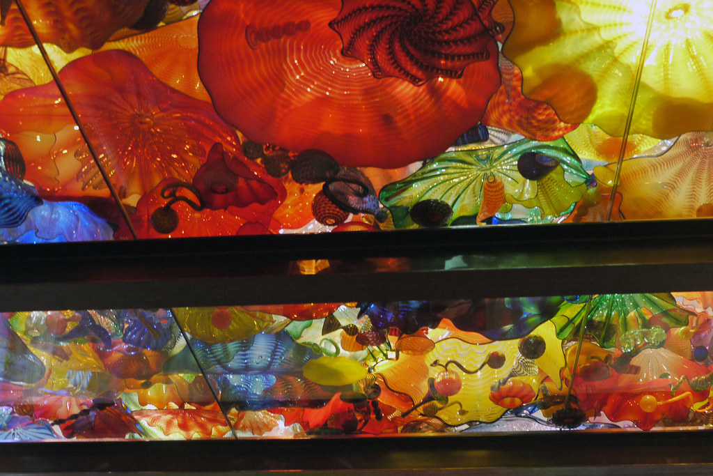 Chihuly Garden And Glass Caitlin Burch Flickr
