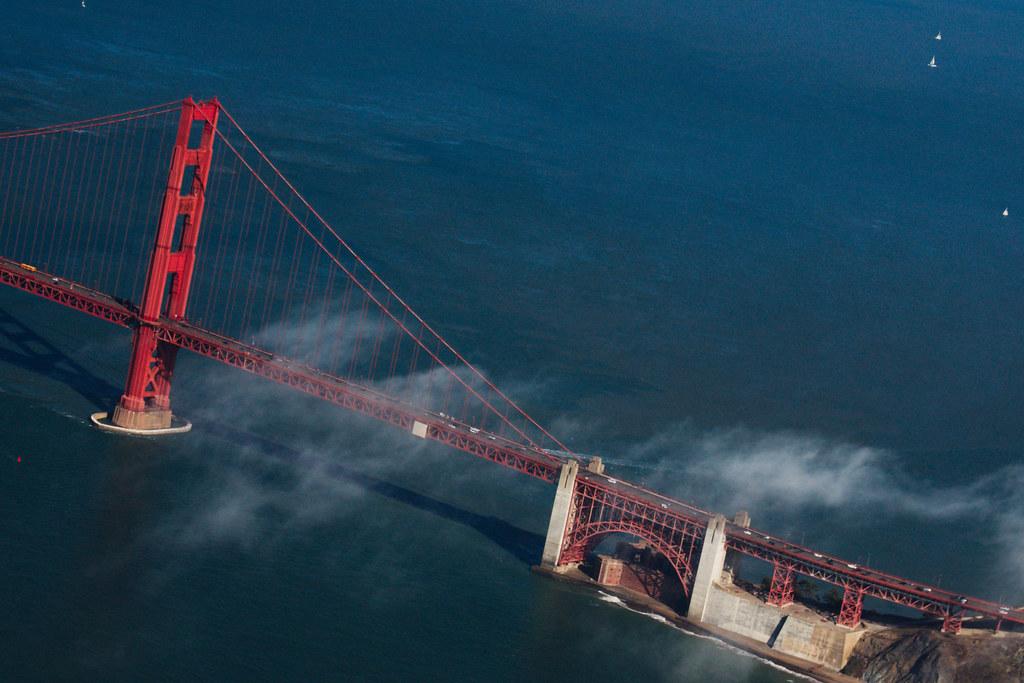 Dreaming >> Wispful Dreaming | Golden Gate Bridge, San Francisco, Califo… | Chris Saulit | Flickr