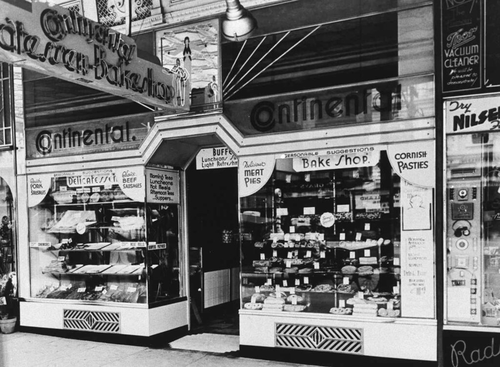 Continental Delicatessen And Bakery King William Street