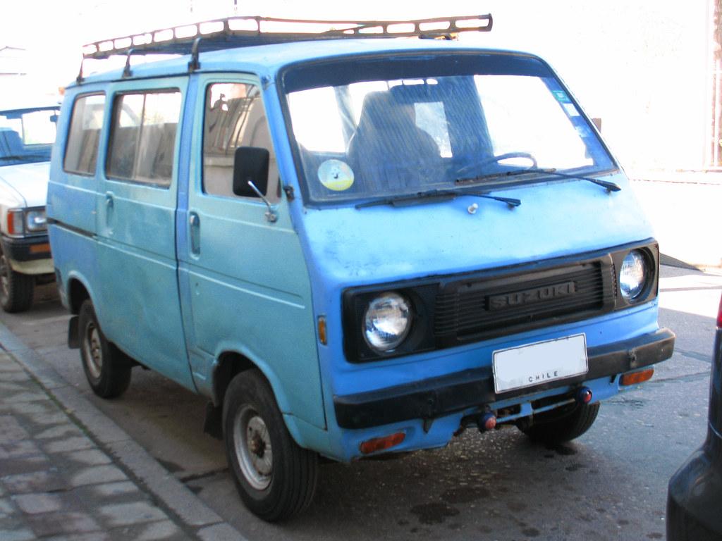 Suzuki Carry ST-90 1979