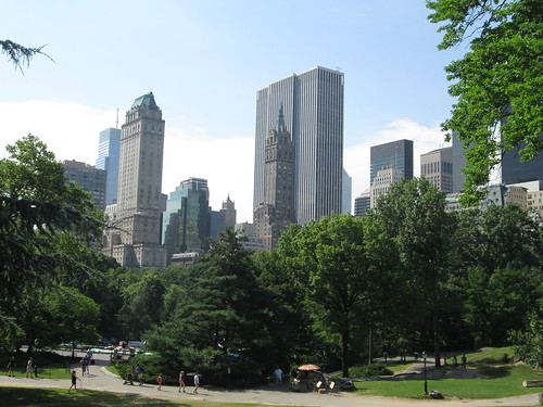 Central Park, NYC. Nueva York