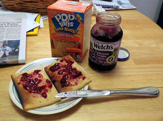 Peanut Butter and Jelly Pop-Tarts | Flickr - Photo Sharing!