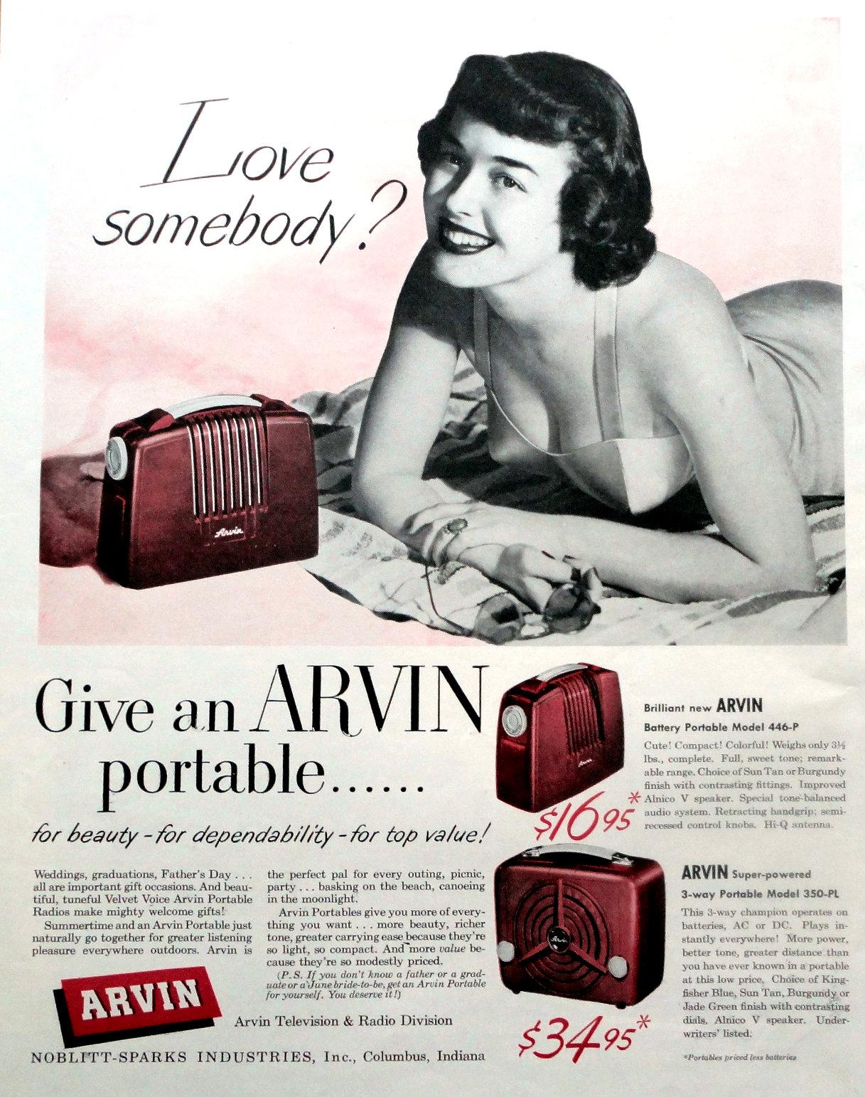 Arvin - 1950