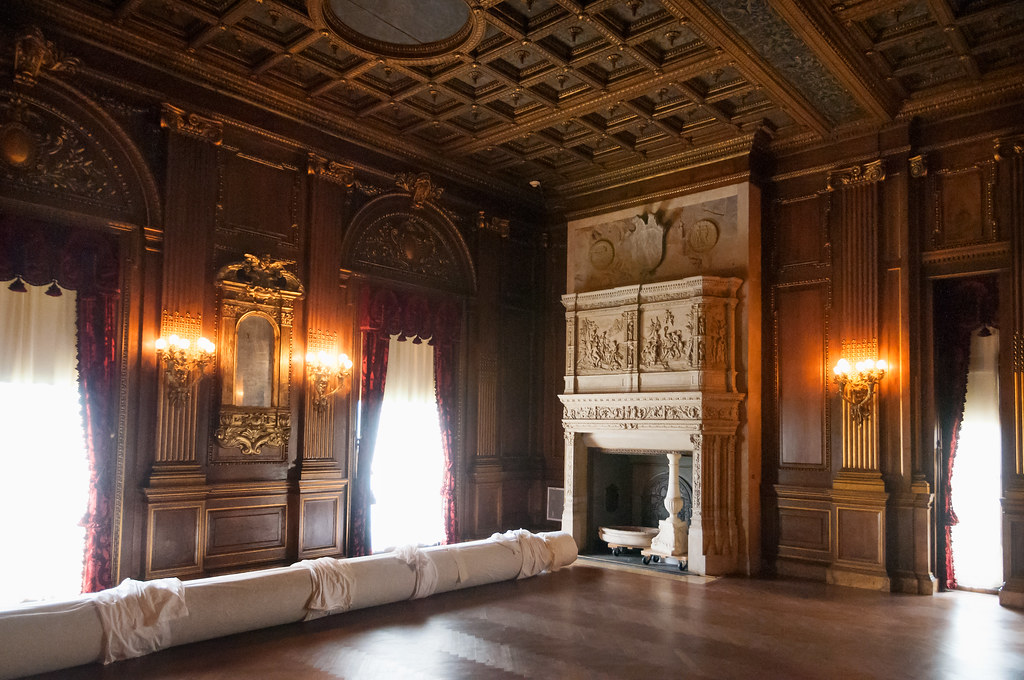Vanderbilt Mansion National Historic Site 1898 Interior