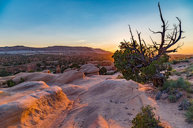 Devil's Garden, Grand Staircase-Escalante Sunset