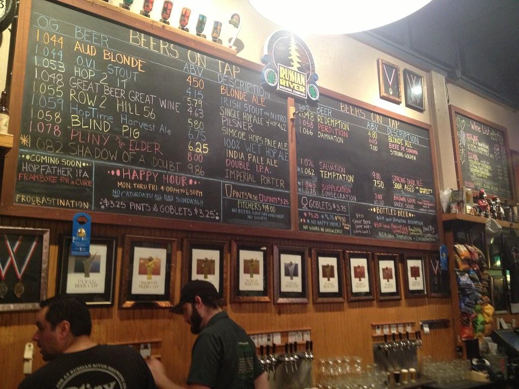 San Francisco Craft Beer Map