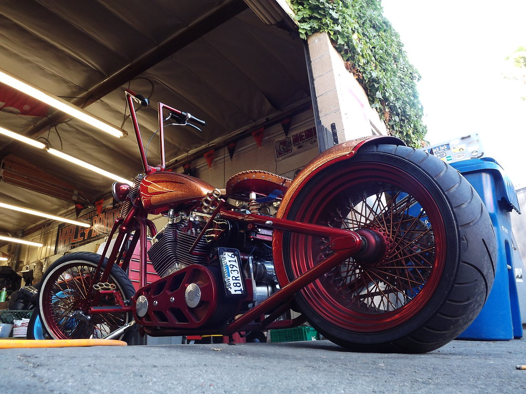 The Car Company >> Harleys & Hot Rods | I stopped by Harleys & Hot Rods in Ingl… | Flickr