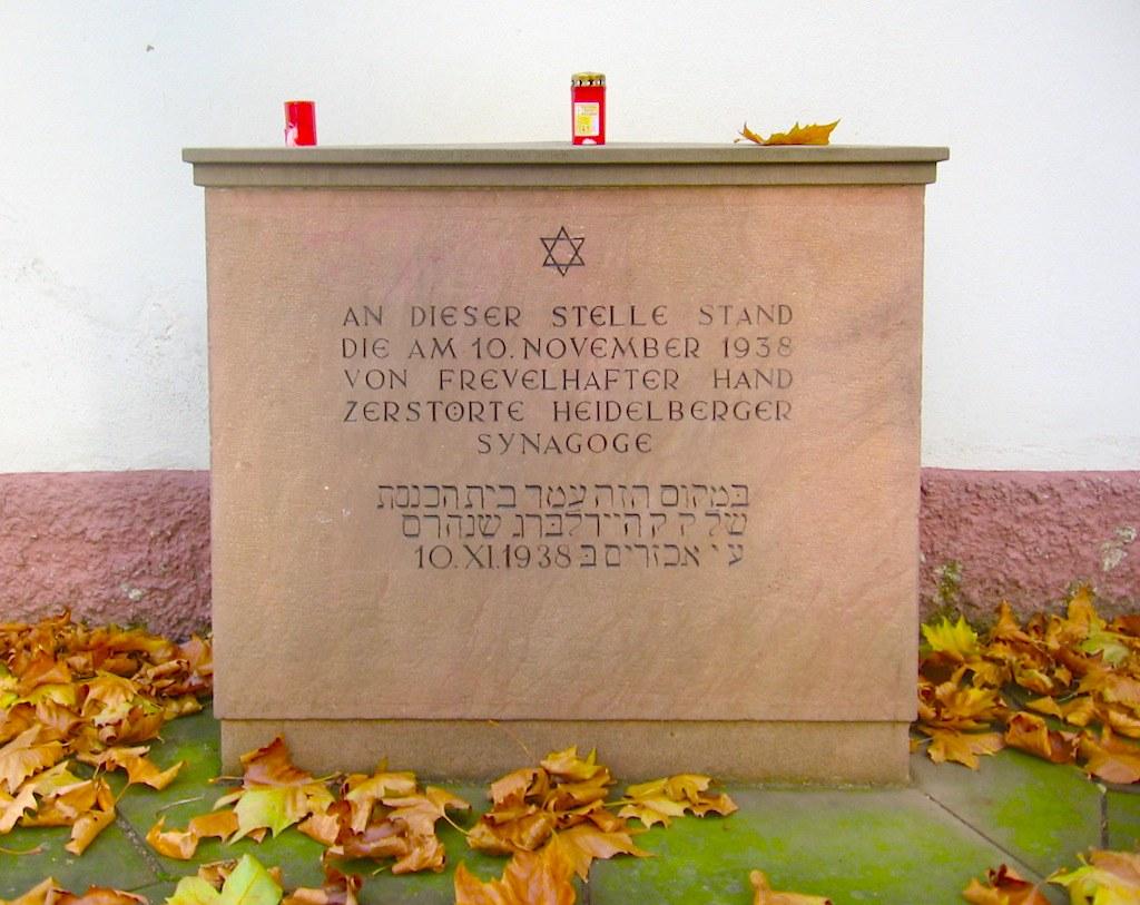 Alter Synagogenplatz, Heidelberg, Germany