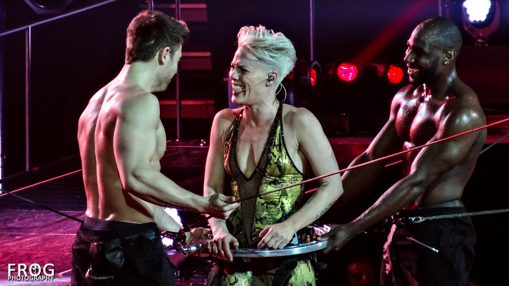 P!nk 2013 P!nk - The Truth About...