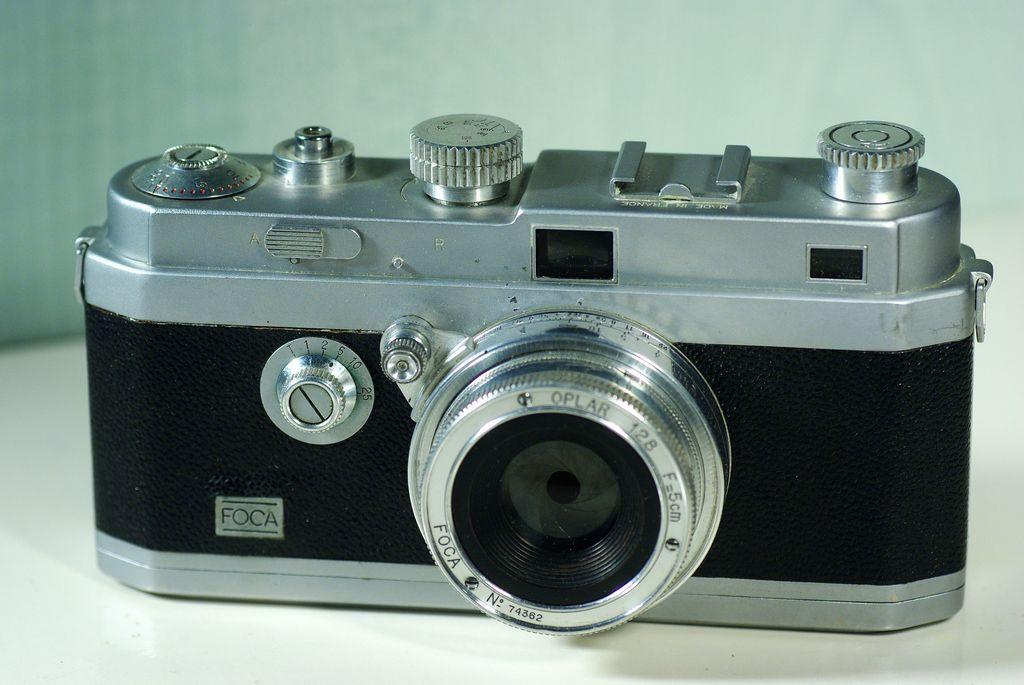 appareil photo ancien foca universel n 1949 1955 flickr. Black Bedroom Furniture Sets. Home Design Ideas
