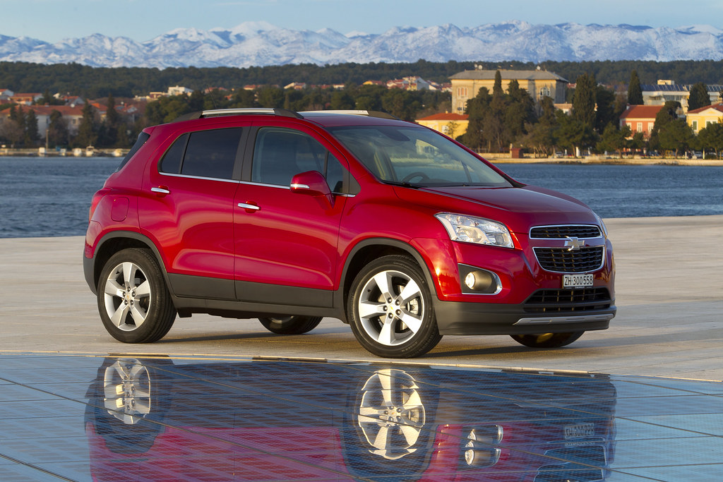 chevrolet trax chevrolet trax small suv abdullah albargan flickr. Black Bedroom Furniture Sets. Home Design Ideas