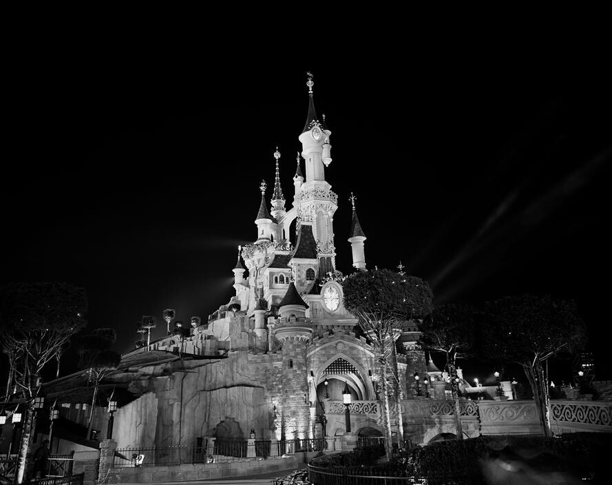Euro Disney Paris Hotels