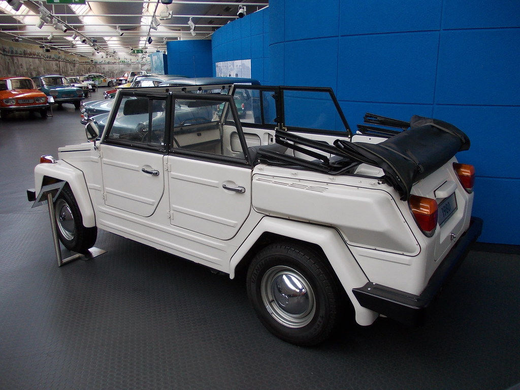 VW Mexico Typ 182 Safari 1980 | Volkswagen Museum Wolfsburg … | Flickr