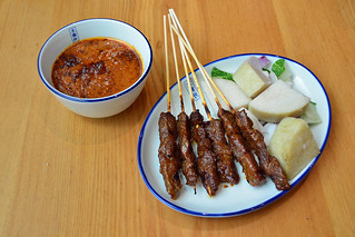 Chicken Satay | by chooyutshing
