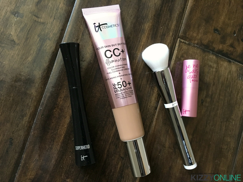 IT Cosmetics QVC #ITsAllAboutYourFavorites