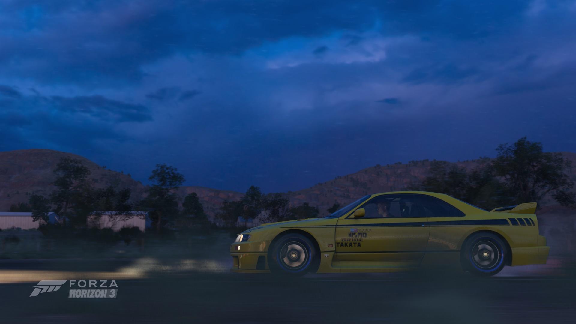 Entry 3 - GTR LM