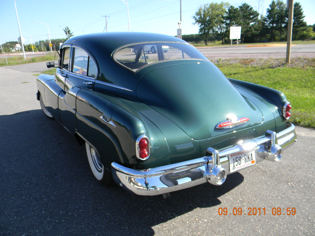 1950 buick special 4 door jetback sedan hipo 50 39 s maniac