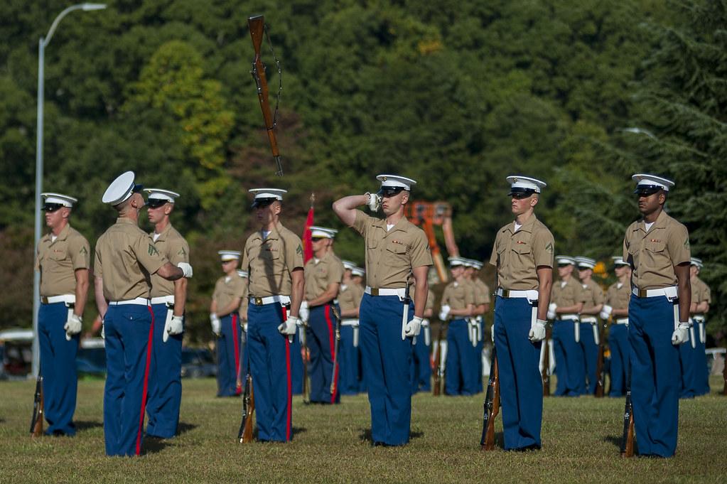 modern day marine military expo