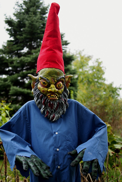 Evil Gnome By Simple Pleasure Flickr Photo Sharing