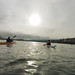 New Years Day 2014, paddle into Portland Oregon