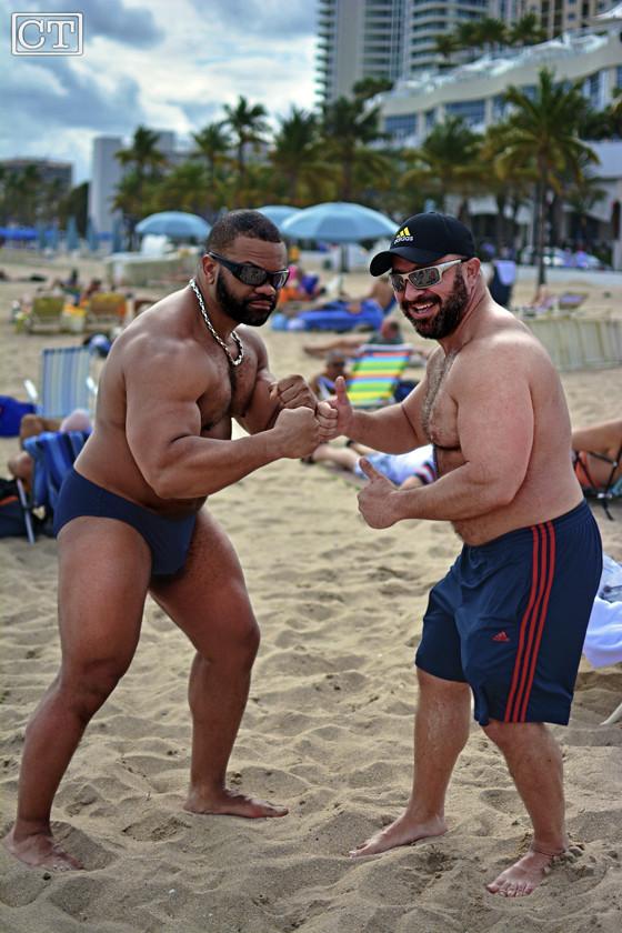 Scott Derek Ftl Nye Sebastian Beach Fort Lauderdale