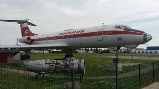 Interflug Tu-134