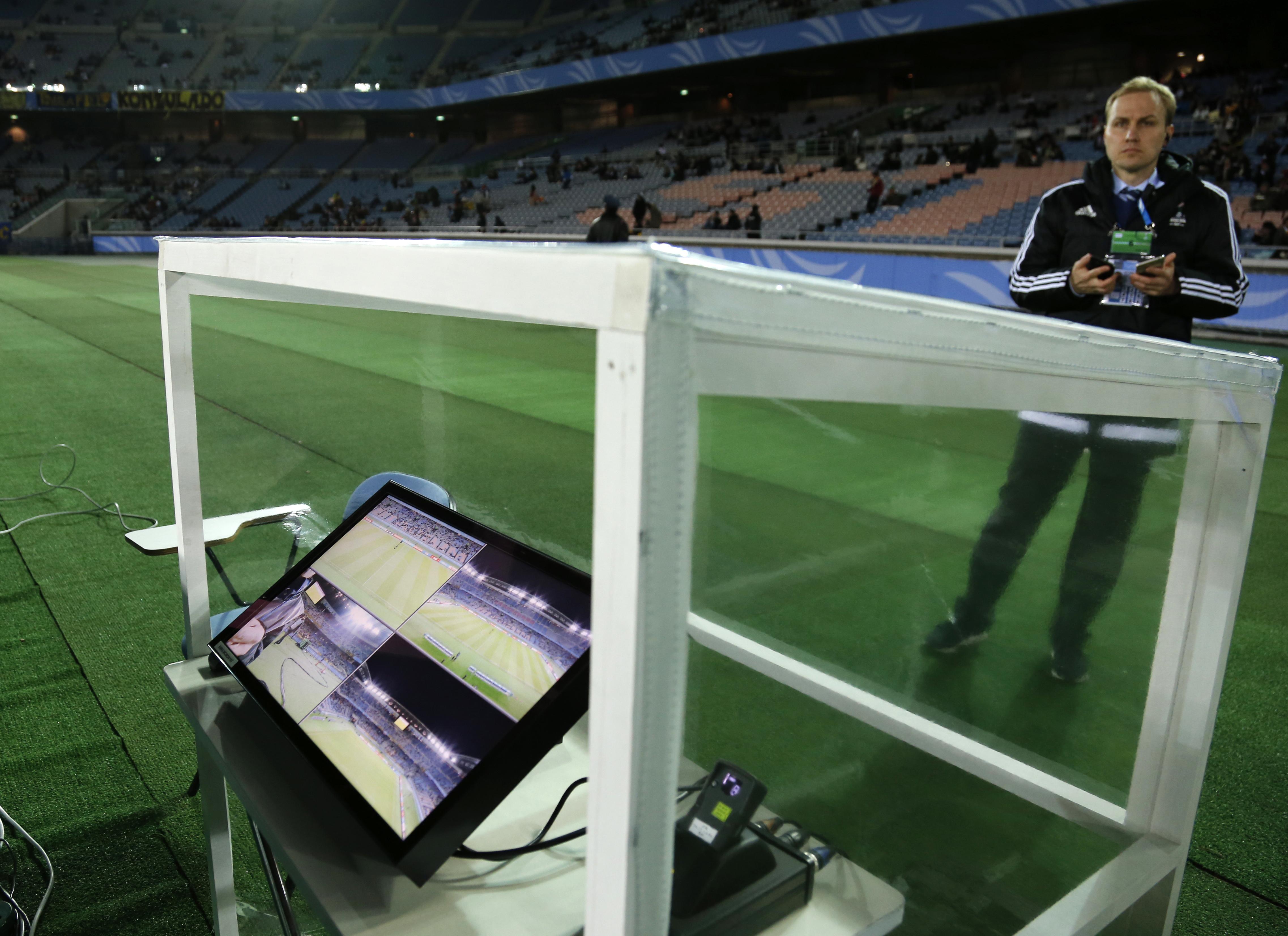 俱樂部世界盃重播輔助判決。(達志影像資料照)