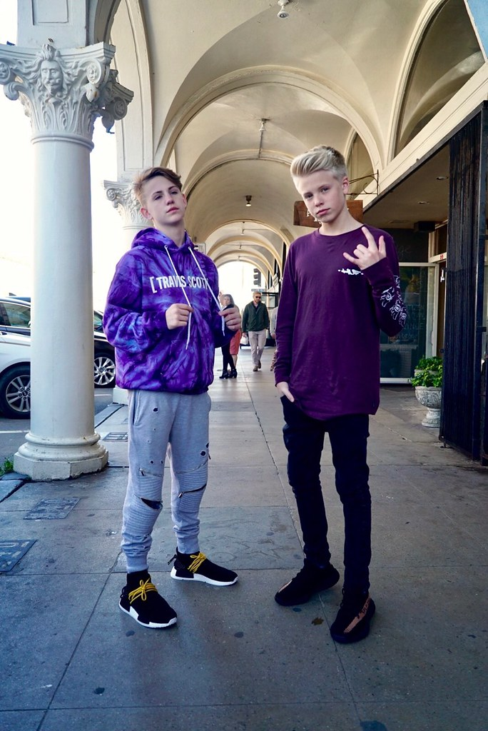 MattyBraps with Carson Lueders 2017 | lywc2016/2017 | Flickr