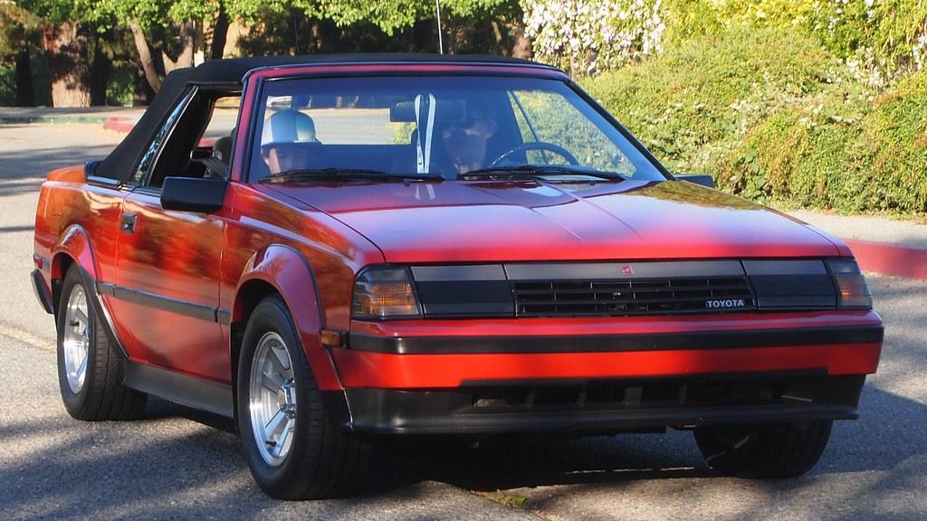 1984 Toyota Celica Gt S Convertible 84 Gts 1
