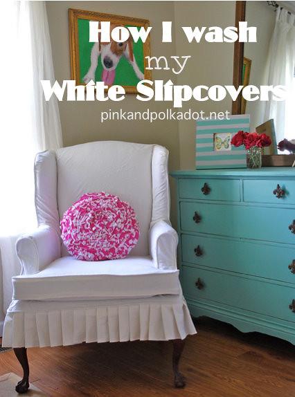 White wing chair slipcover the slipcover girl flickr