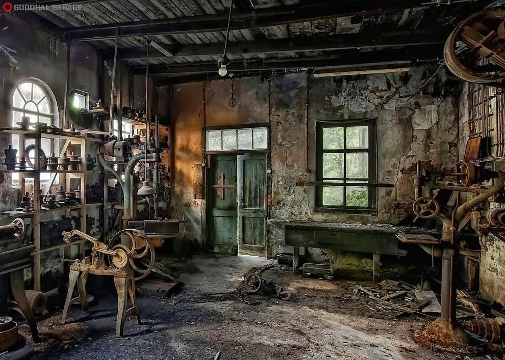 Tumblr M0rhdcz59f1qlp5qwo1 1280 3 Abandoned Workshop Good Flickr