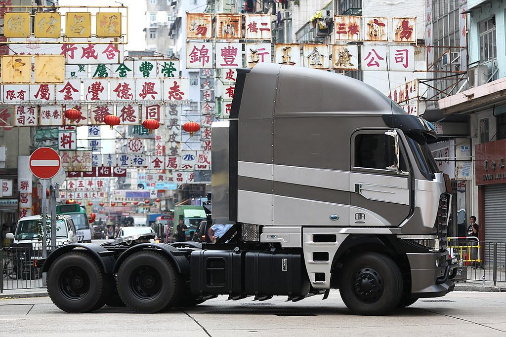 Freightliner, Argosy, Sham Shui - 592.1KB