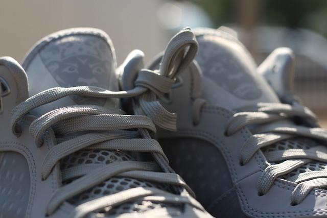 Wolf Grey Nike Free Womens Shoes