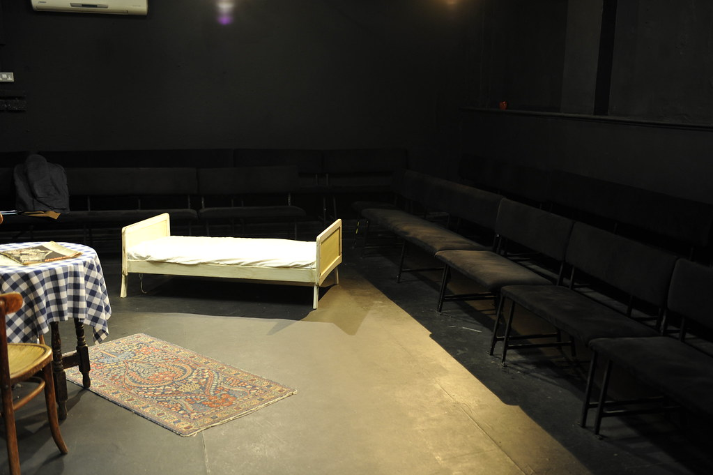 white bear theatre 2 white bear flickr. Black Bedroom Furniture Sets. Home Design Ideas