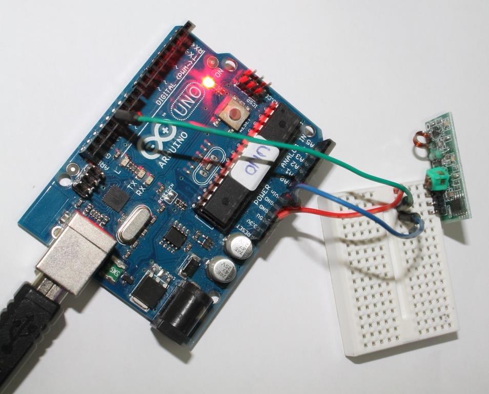 Arduino FM Transmitter - Theorycircuit