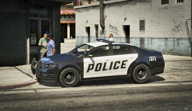 Los Santos Police Department San Andreas Ajm Ps3 Network