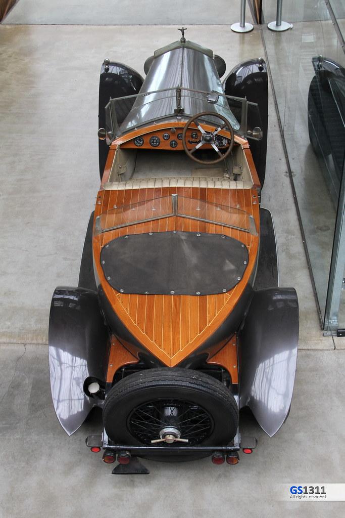 1925 - 1931 Rolls-Royce Phantom I Boat Tail | Join my car ...