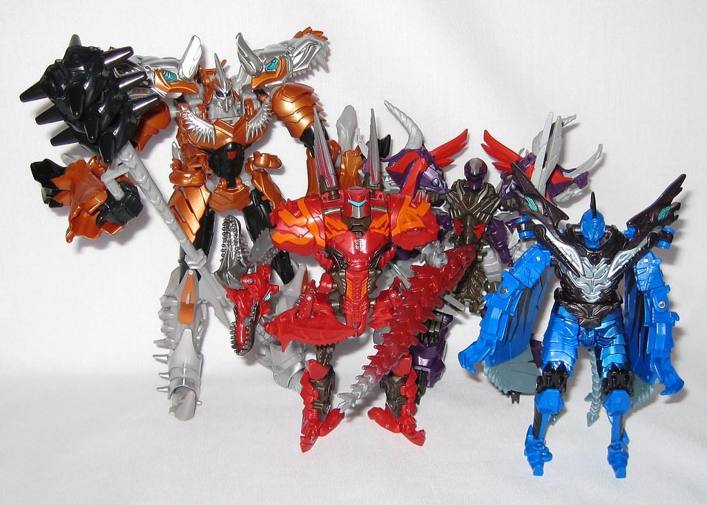 Transformers Dinobots Grimlock Dinobots Grimlock Voyager