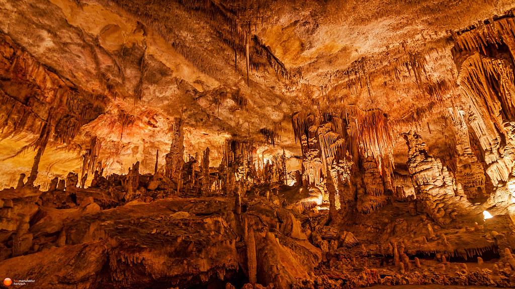 Caves of the Dragon - Cuevas del Dragon - Coves del Drach …  Flickr