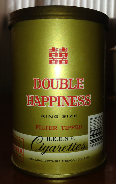 double happiness cigarette
