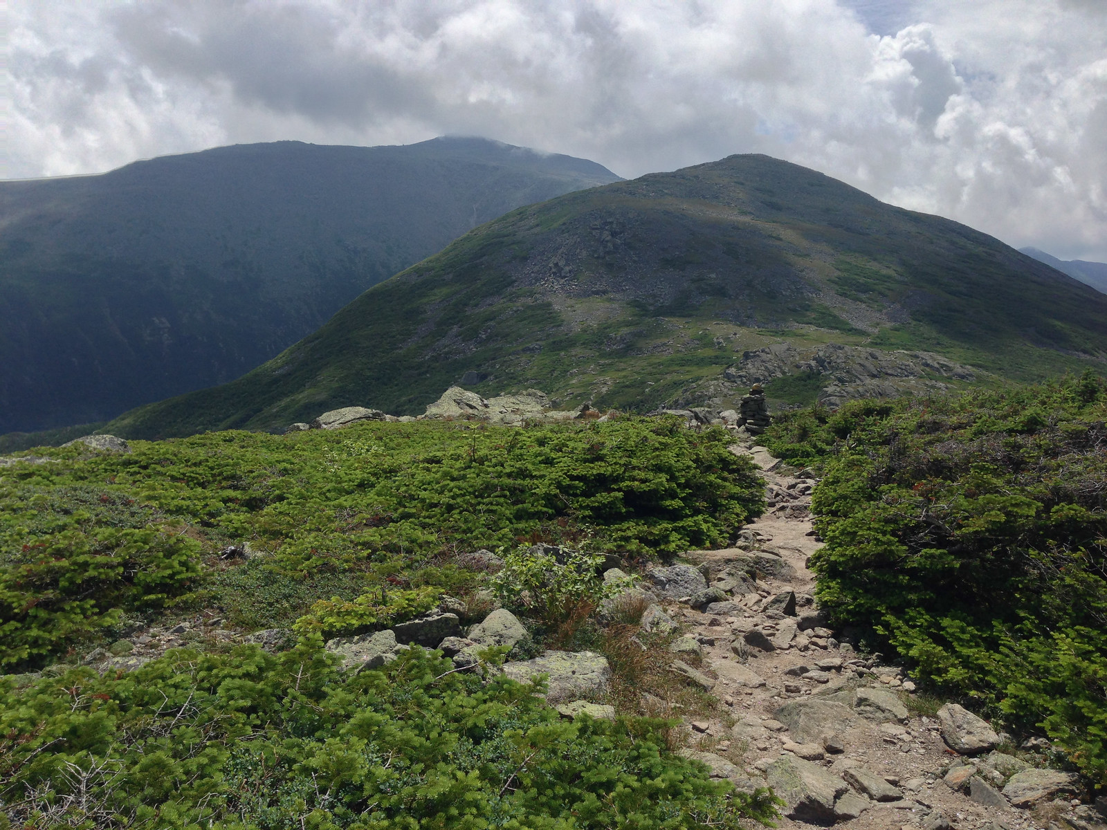 this is the Appalachian Trail