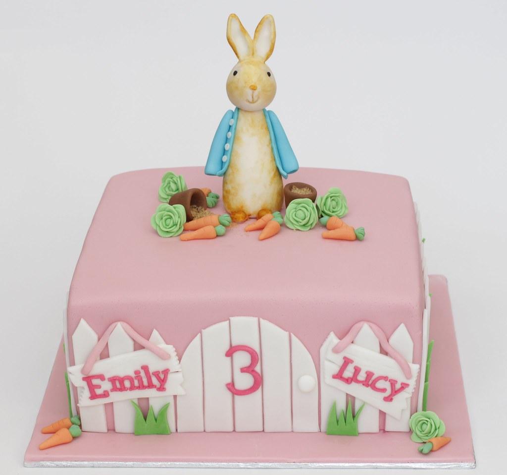 Peter Rabbit Birthday A Beatrix Potter Themed Birthday