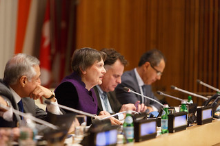 Launch of the 2013 Latin America Human Development Report | by United Nations Development Programme