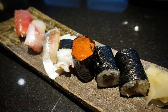 Omakase in KL - Kame Sushi, Hartamas -009